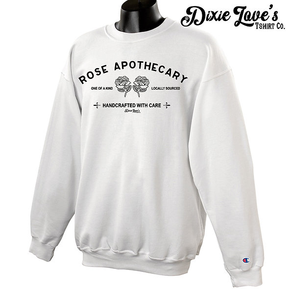 Rose Apothecary Sweatshirt/Shirt