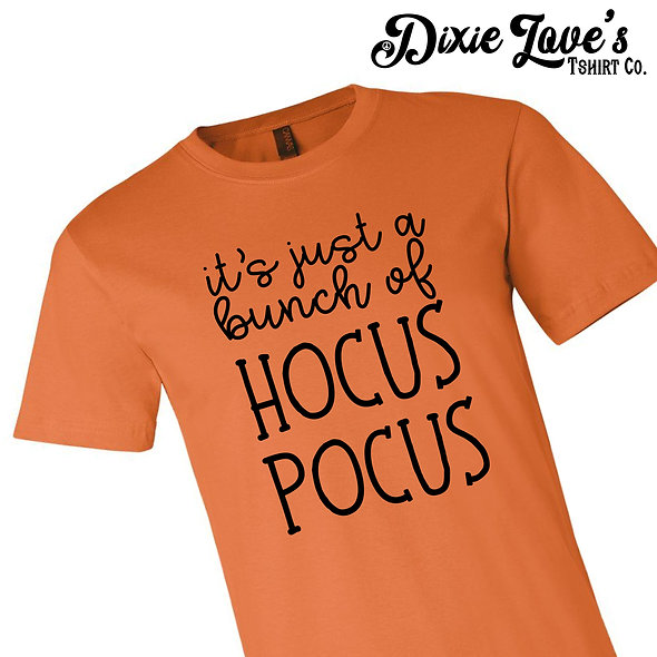 Bunch of Hocus Pocus Shirt