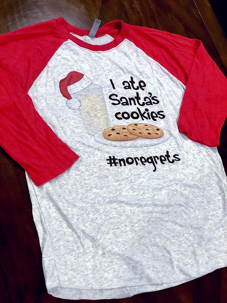 No Regrets (adult shirt)