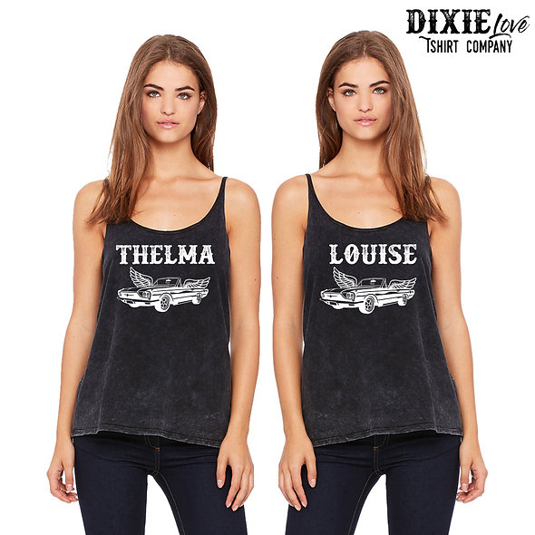 Thelma and Louise Tank Top