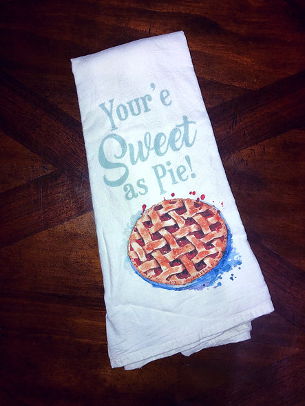 You're Sweet As Pie