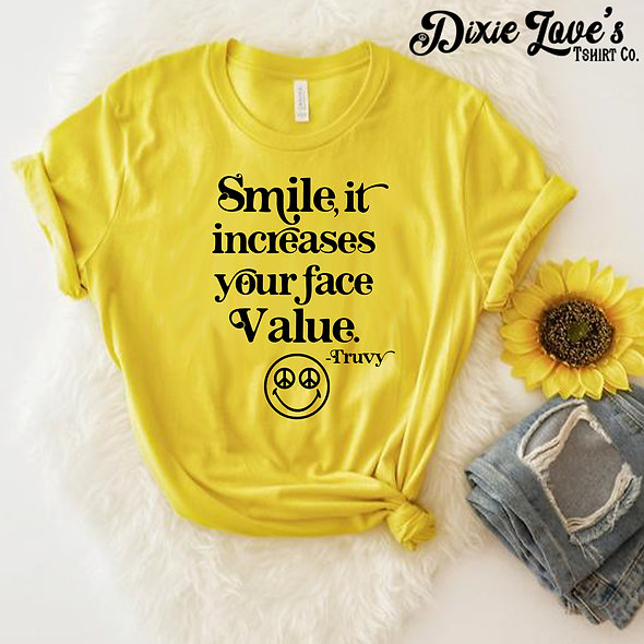 Smile Truvy Shirt