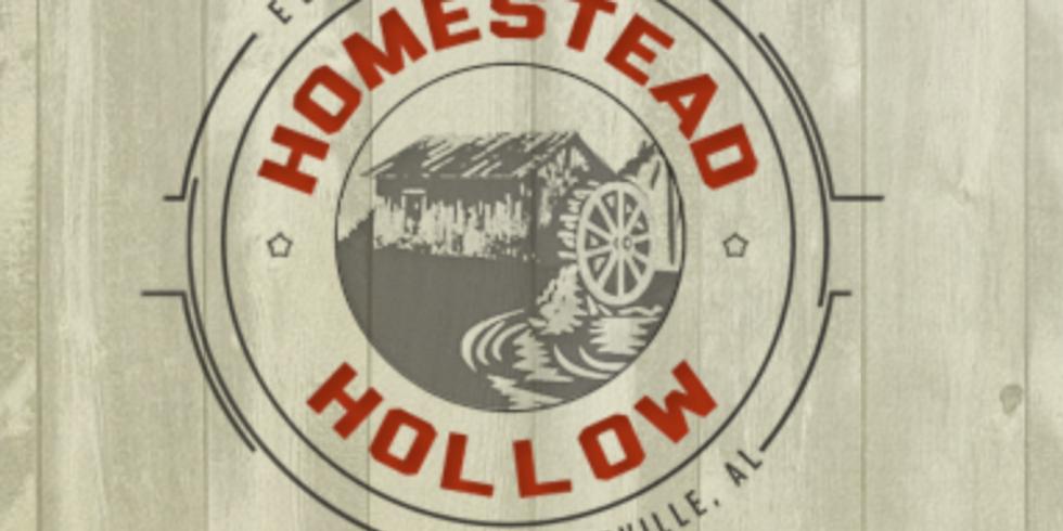 Homestead Hollow Christmas Festival