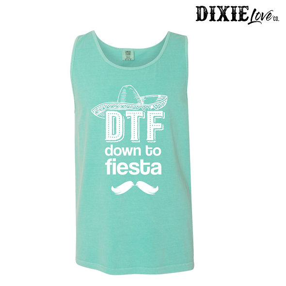 DTF Down To Fiesta Tank