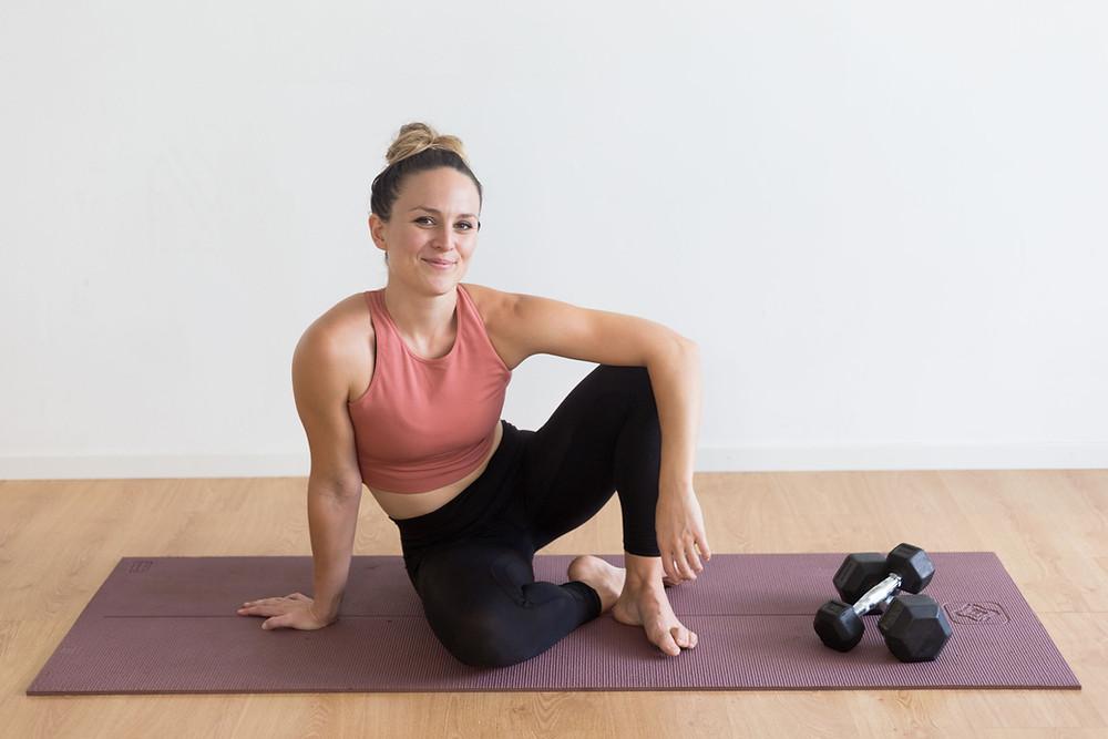 postpartum weightlifting tips