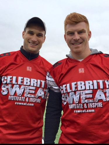 Kirk Cousins & Andy Dalton