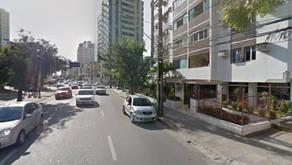 Estacionamento Rua Ernesto de Paula Santos