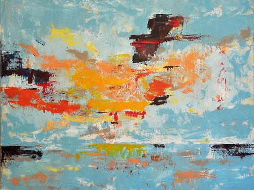 Colorful Sky -Shir Zalcman