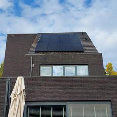 Zonnepanelen hellend dak & plat dak Aalst