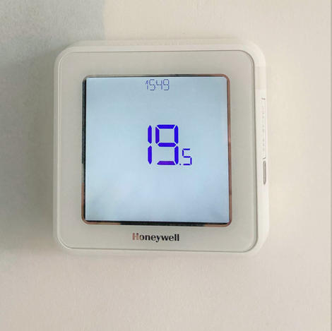 Slimme thermostaat Honeywell