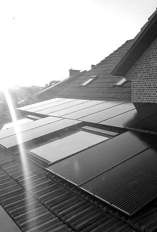 Zonnepanelen, thuisbatterijen