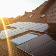 Plaatsing zonnepanelen Gent