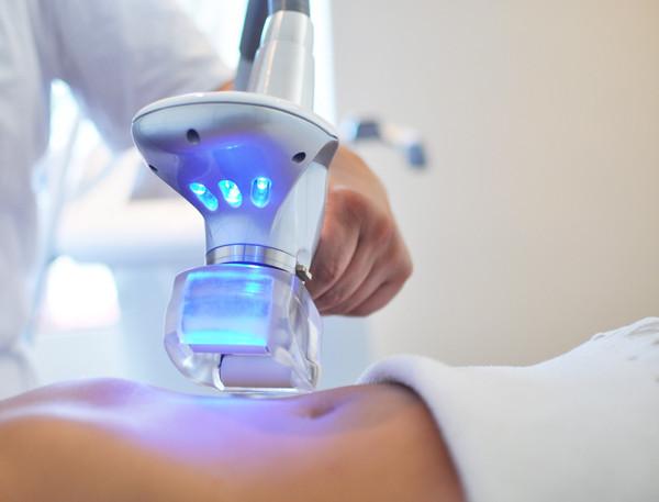 Vakum for dranage and effective tissue massage