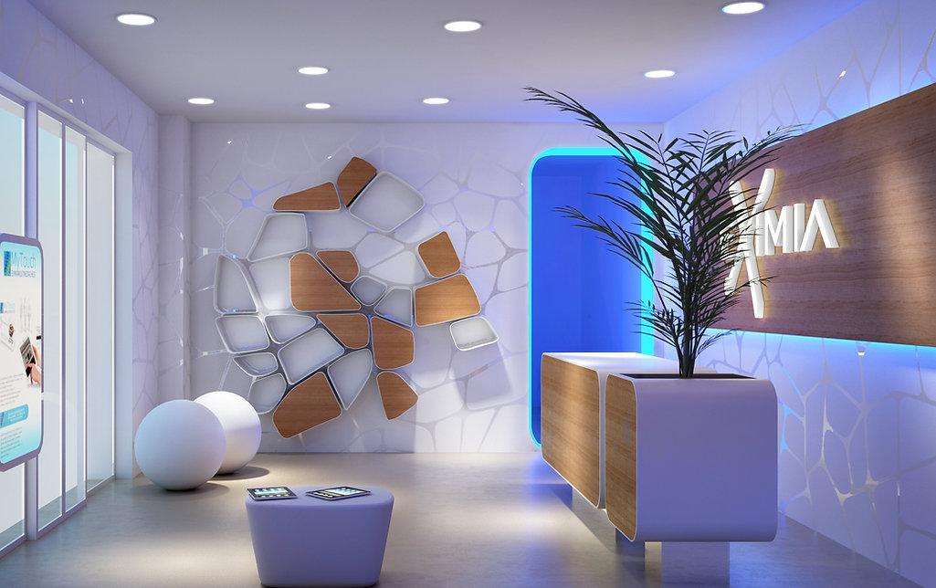Eximia clinic design