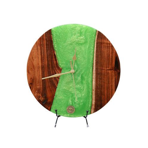 Green River Clock