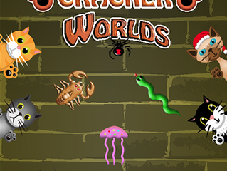 Kitty Pot Cracker Worlds - Play it!