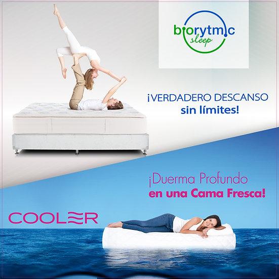 Natural Látex - Biorytmic & Cooler