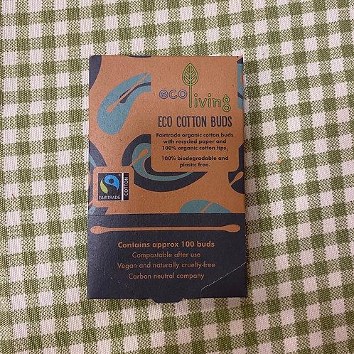 Eco cotton buds