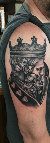 King Portait