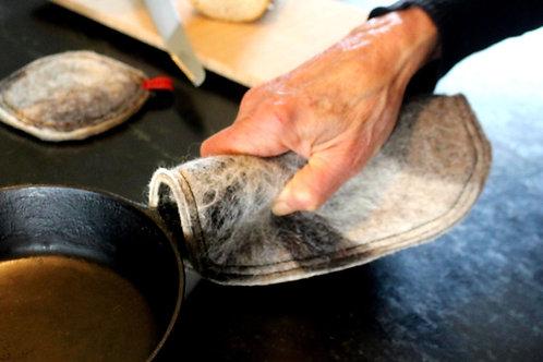 Sewn pot-Holder (set of 2)