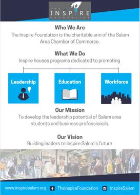 Inspire Foundation Postcard