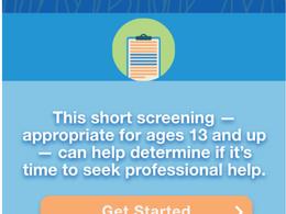 Screening Tool