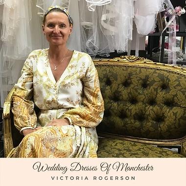Victoria Rogerson - Top Designer Wedding Dresses in Manchester