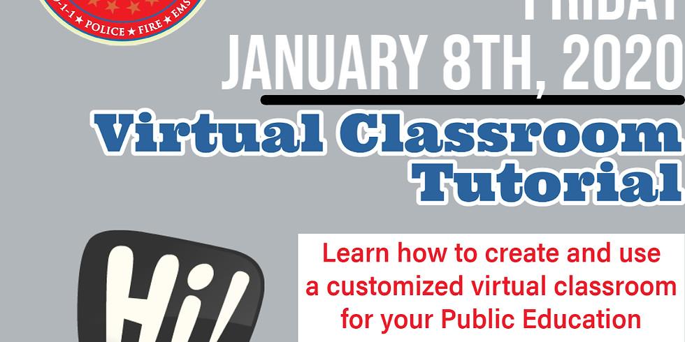 Virtual Classroom Tutorial