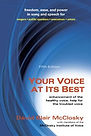 Your voice at its best, McClosky book