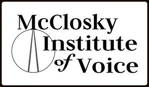 McClosky Institute of Voice