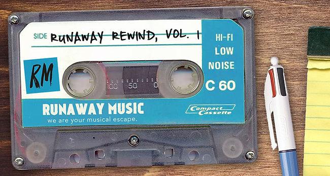 Runaway Rewind Header
