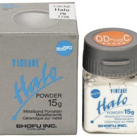 Vintage Halo 15g OD-A4