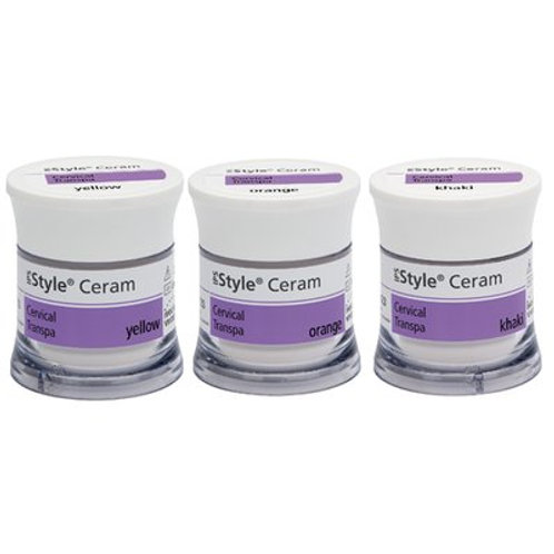 IPS e.max Ceram Transpa 20 g neutral