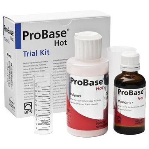 Ivoclar ProBase Hot Trial Kit Pink