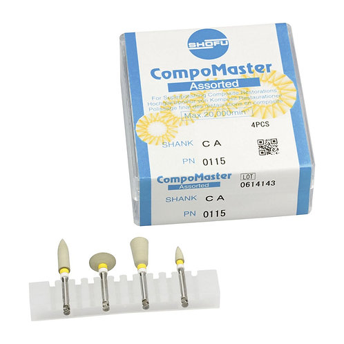 CompoMaster Assortment CA Coarse