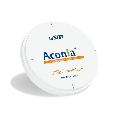 Aconia TTML 98X18mm A2