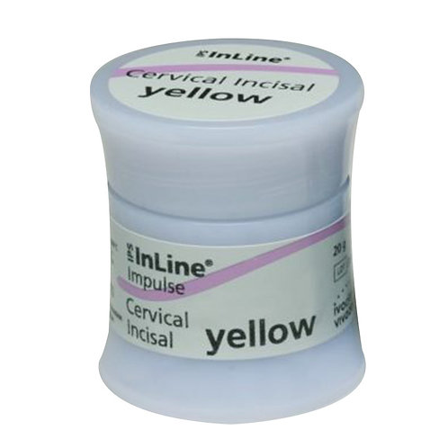 IPS InLine Cervical Incisal 20 g yellow