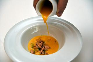 Blumenkohl-Curry-Suppe von Maximilian Lorenz