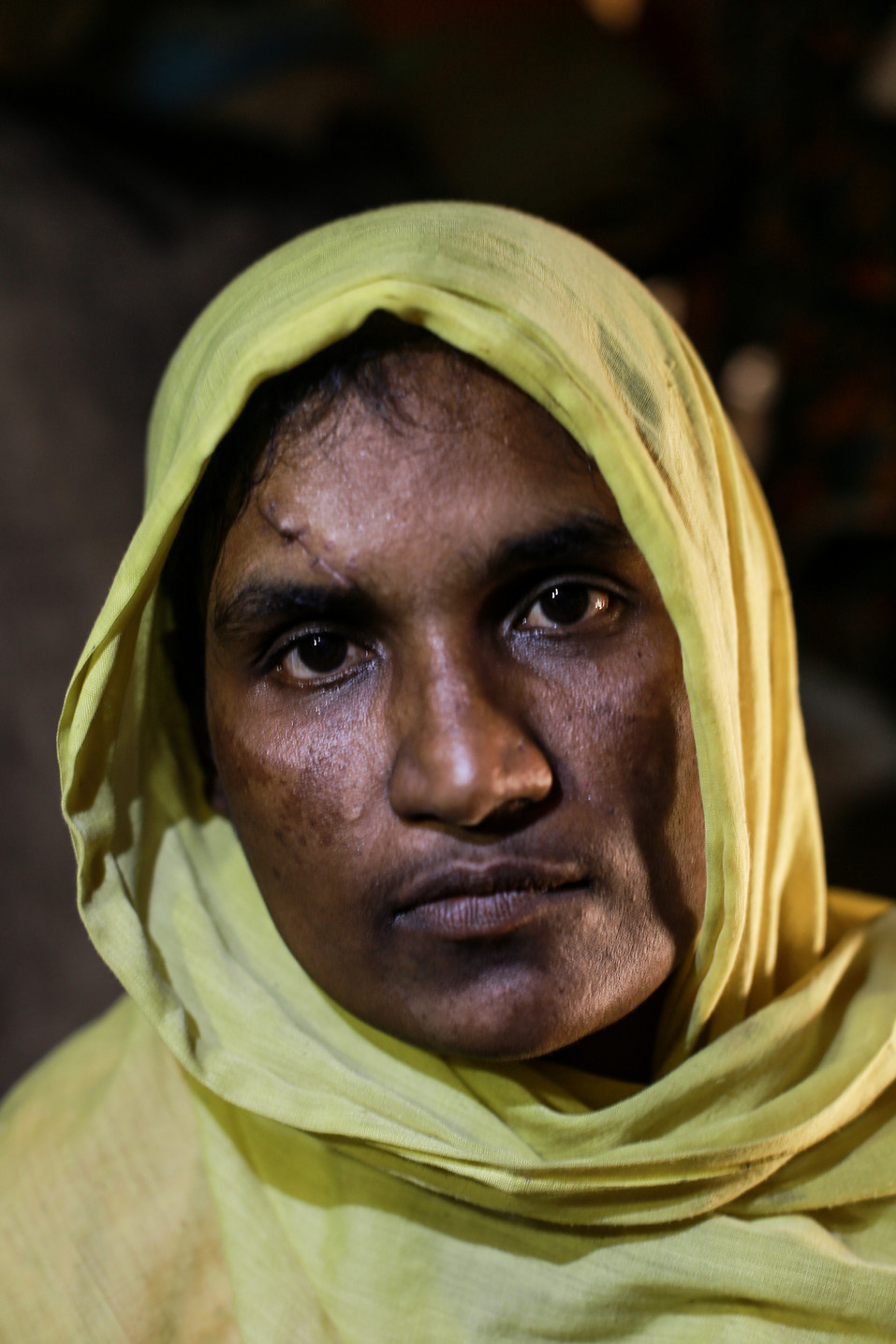 Jharima Khatul (Mother of Khaleda & Mohammed Rofik) - 40