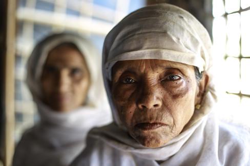 Amina Khatun (Shomshida's Mother) - 70