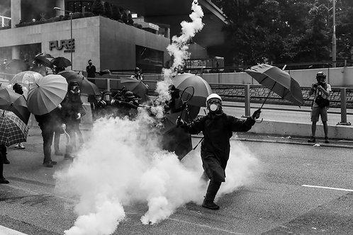 Dancing in Teargas