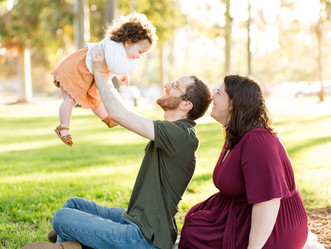 MAY FAMILY SESSION | Baylands Park, Sunnyvale