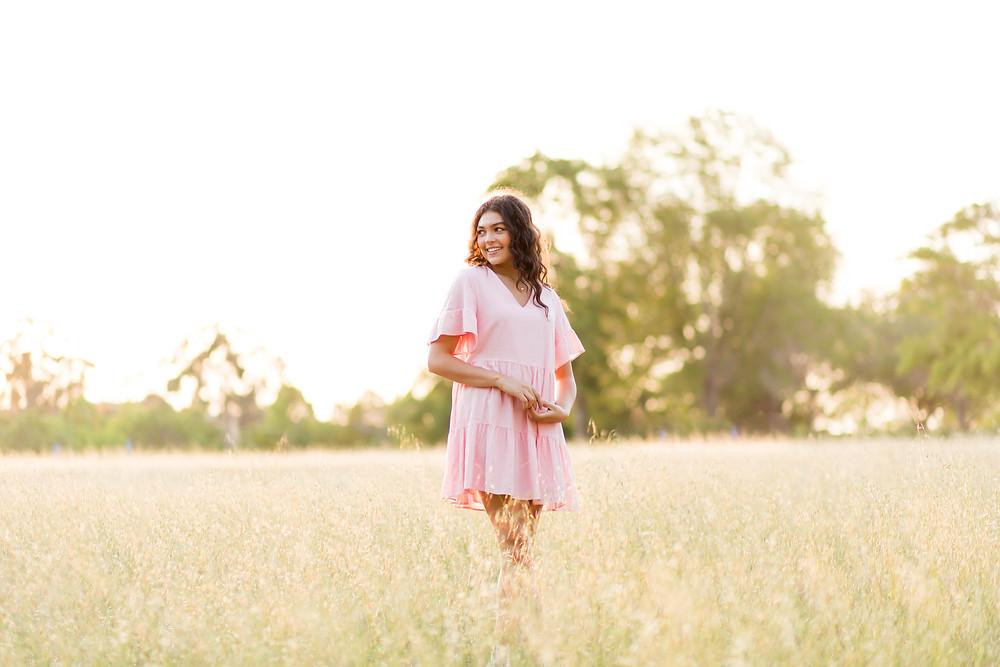 Spring High School Graduation Photoshoot Baylands Park, Sunnyvale