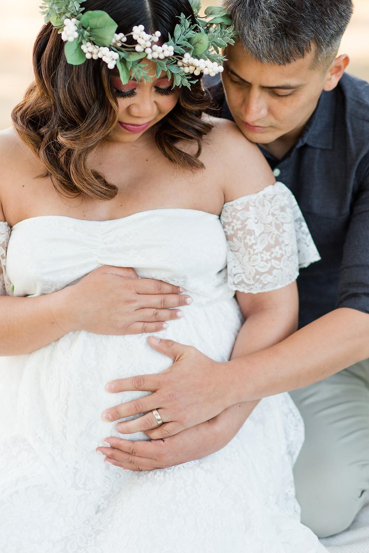 Bay Area Maternity Photoshoot, Sunnyvale