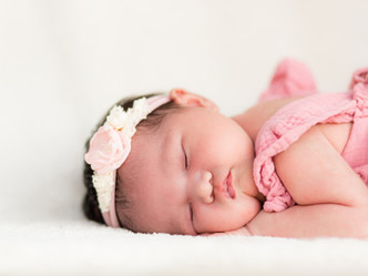OUTDOOR NEWBORN FAMILY SESSION | Baylands Park, Sunnyvale