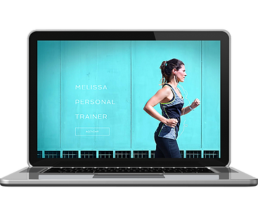 modelos de sites First Page 3 personal trainer