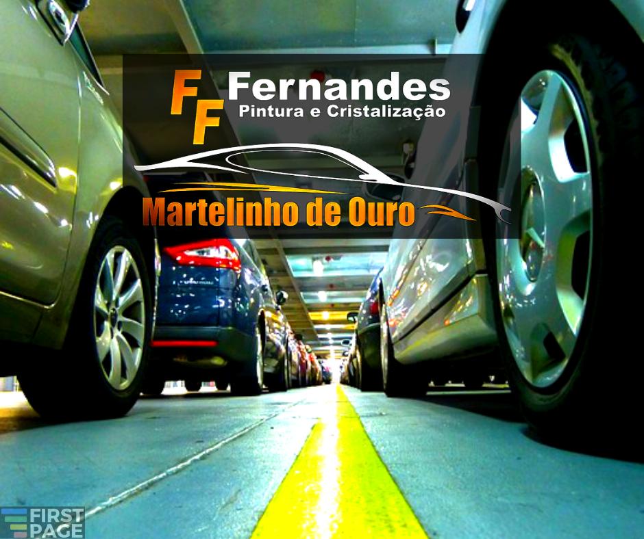 First Page - FF Martelinho de Ouro