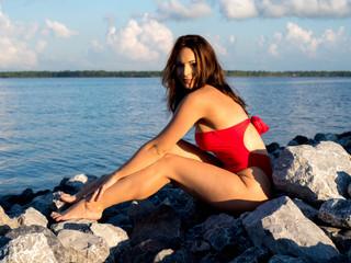 Heather | Swimsuit Glam