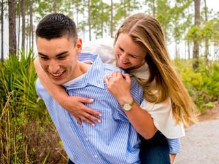 Ashley & Daniel | Engagement | Conservation Park PCB