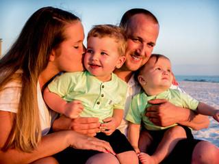 Talley Family Portraits | Panama City Beach, Fl.